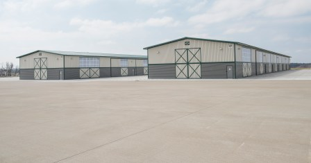 Blue Grass Airport Westside T-Hangar